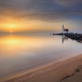''Marken Lighthouse''