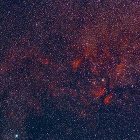 Oblaka v labuti II.