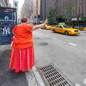 taxi! Manhattan