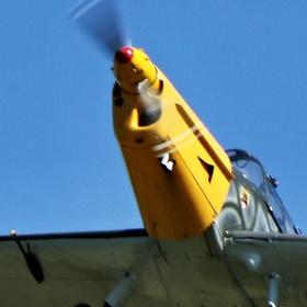 letecký souboj