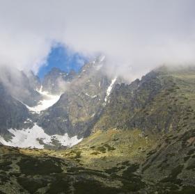 kousek nebe ve Vysokých Tatrách