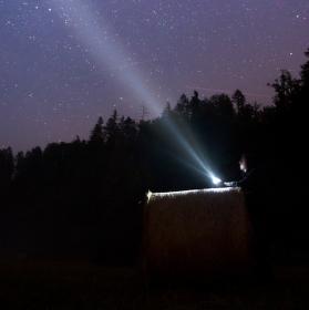 Hledání hvězd
