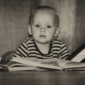 Malý knihomol....