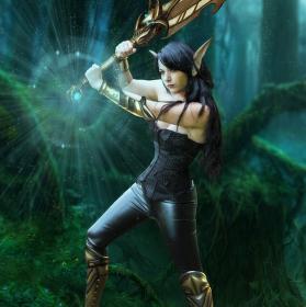Elfí bojovnice
