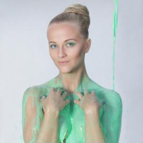 Zelené roucho