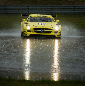 Deštivý závod