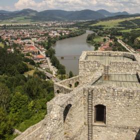 Strečanský hrad