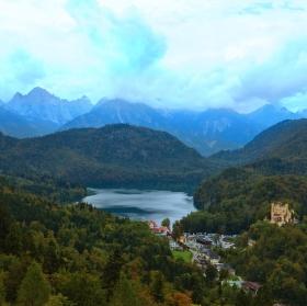 Romantické  Bavorsko