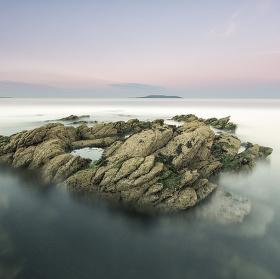 osamoteny ostrov