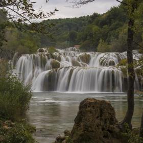 Krka Chorvatsko