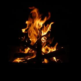 Hoří má panenko