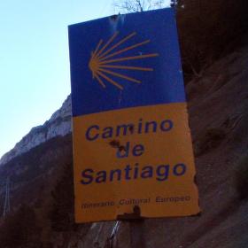 Cesta do Santiaga byla mým cílem.