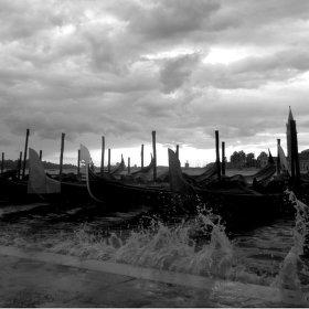 Rozbouřené Benátky