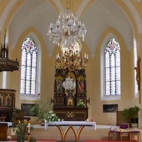 Kaple na Hrubé Skále