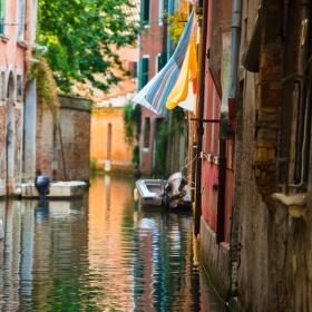 Benátská procházka