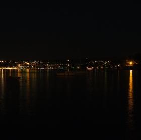 Night in Croatia