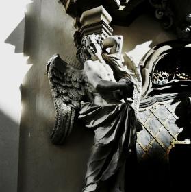 anděl,který mě přináší klid na duši
