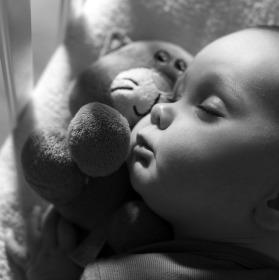 sladký spánek
