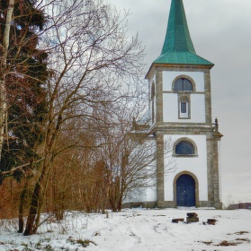 Kostel svatého Jana Nepomuckého na Zvičině