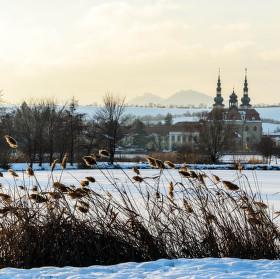 zimní Velehrad