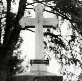 Ze hřbitova