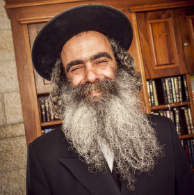 Vysmátý rabí