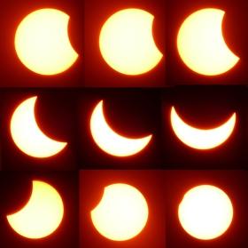 Fáze Slunce