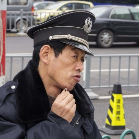 Policista musí být...