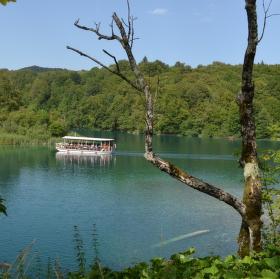 Plitvické jezero