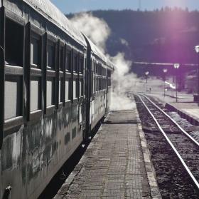 Mrazivá jízda na balkánech