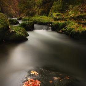 Podzimní Kamenice