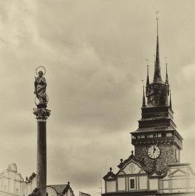 Pardubické náměstí trochu jinak