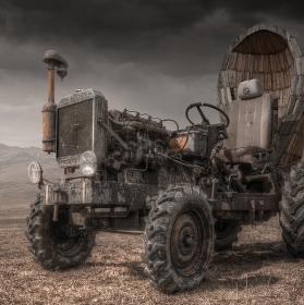 Mad Max Vehicle...