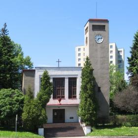 Kostel Husitského sboru