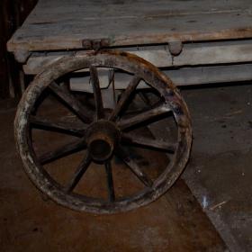 Poklad ze stodoly