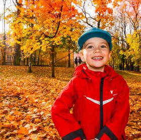 Podzimní úsměv