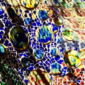 Gaudího mozaika