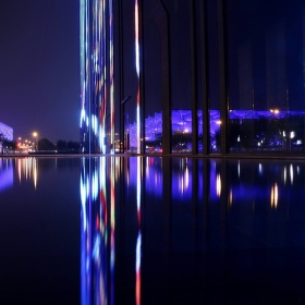 Olympic Park v Pekingu