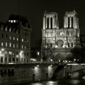 Paříž Notre-Dame