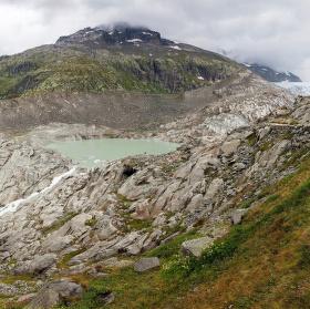 Rhônský ledovec