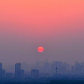 Úkaz na nebi města Ťia-sing