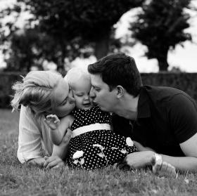 Rodinné fotografování
