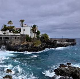Pobřeží Puerto de la Cruz