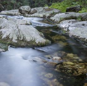 Labské vodopády