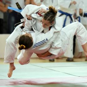 Šampionka v akci