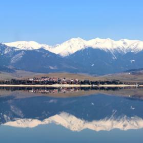 Vysoké Tatry a Liptovská Mara