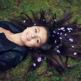úsměv :)
