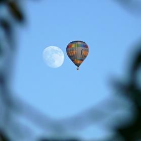 Balónem až na měsíc......