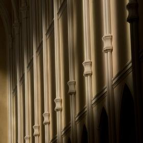 Světlo a stín v Chrámu