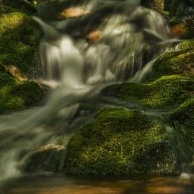 Cestou k vodopádu